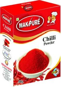 Mak Pure Red Chilli Powder