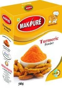 Mak Pure Turmeric Powder