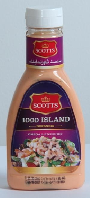 1000 ISLAND DRESSINGS
