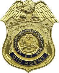 Military Metal Badges