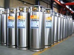 Oxygen Dewar Gas Cylinder