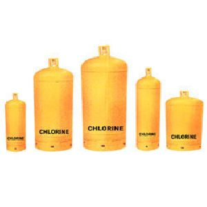Liquid Chlorine Gas