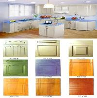 Kitchen cabinet manufacturers suppliers exporters in for Aluminium kitchen cabinets hyderabad