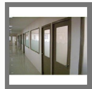 Wooden Office Partitions