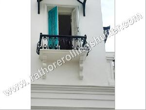 Steel Railing Designing Services