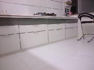 Kitchen Wood Less Cabinet
