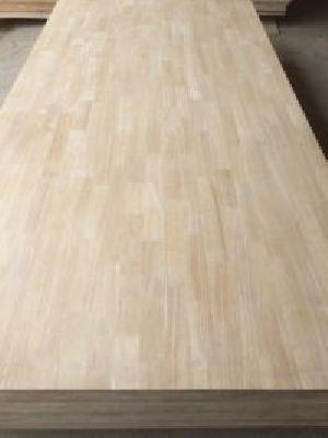 Finger Joint Board ( Teak / Rubber Wood)