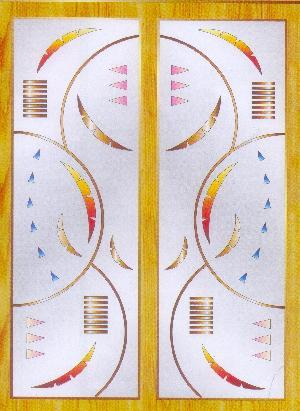 Designer Glass Doors