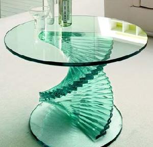 Designer Glass Tables