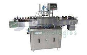 Bottle Air Jet Vacuum Cleaning Machine