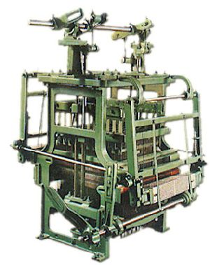 Lubrication Free Textile Jacquard Machine