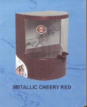 Metallic Cherry Red Ro Water Purifier