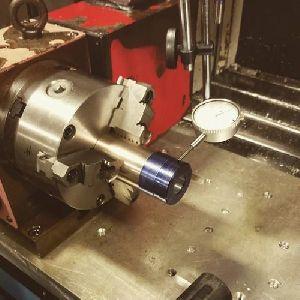 CNC Machine Job Works