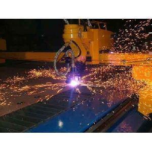 Machine Fabrication Job Works
