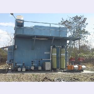 Car Washing Effluent Treatment Plant