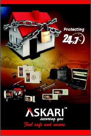 Askari Shop Security System