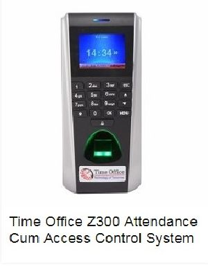 Time Attendance & Access Control System