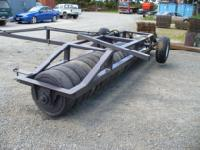 Winton Rubber Tyred Roller