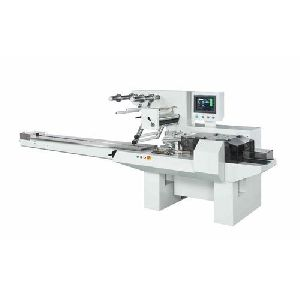 Horizontal Wrapper Packaging Machine