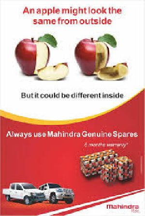 Mahindra & Mahindra Genuine Spare Parts