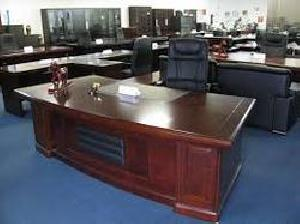 Wooden Executive Table
