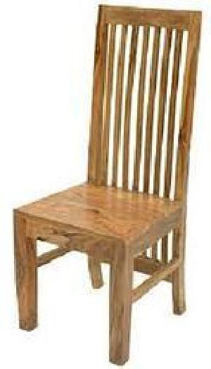 Wooden Chair without Arms