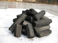 Hexagonal Sawdust Briquette Charcoal