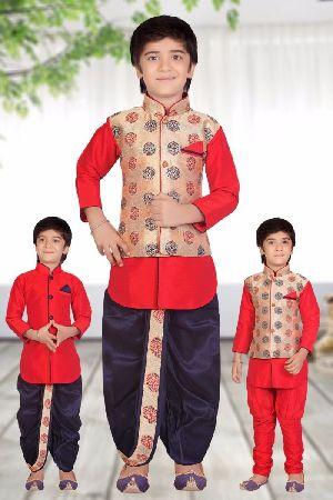 3 in 1 Kids Ethnic Wear