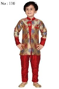 Boys Fashionable Ethnic Clothes