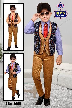 Boys Three Piece Suits