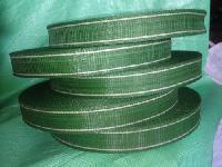 Green Plastic Webbing