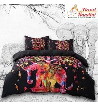 Quilted Duvet Cover
