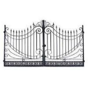Designer Iron Gate