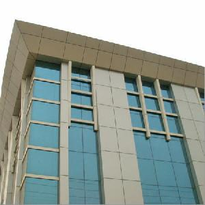 Aluminium Composite Panel Fabrication Services