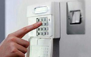 Security Sensor & Intrusion Alarm