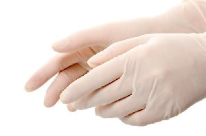 Latex Examination Surgical Gloves