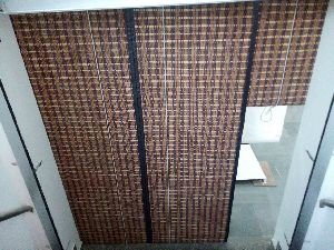 Bamboo chick Blinds & BAMBOO FENCING Manufacturer from Delhi