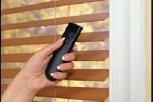 Horizontal Blinds With Remote Control