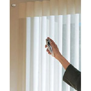 Vertical Blinds With Remote Control