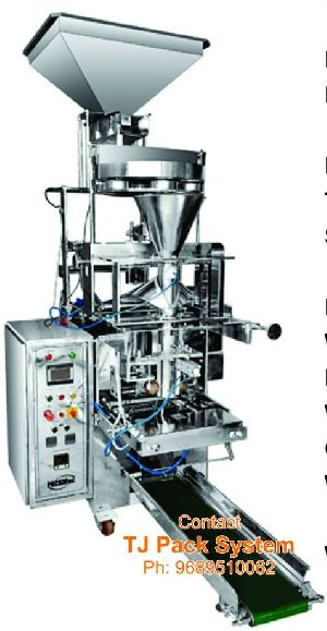 Fully Pneumatic Cup Filler Machine