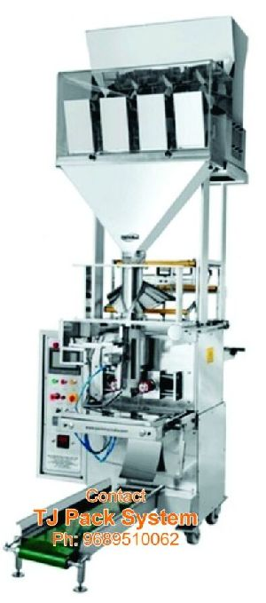Fully Pneumatic Four Head Collar Type Machine