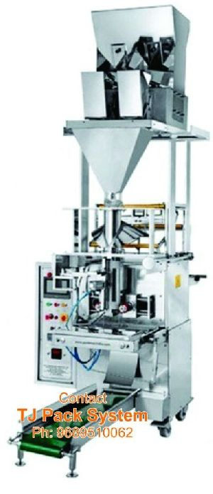 Fully Pneumatic Two Head Collar Type Machine