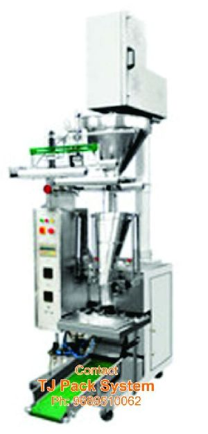 Half Pneumatic Auger Machine for Powder