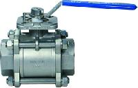 316 Stainless Steel 2 Pc Ball Valve