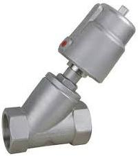 316 Stainless Steel Pneumatic Angle Seat Valve