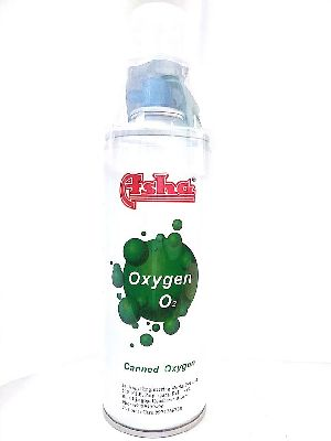Canned Oxygen