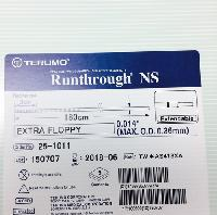 Runthrough NS Guide Wire