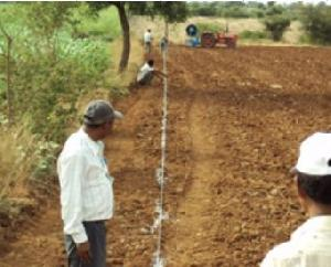 Drip Irrigation System Survey Design