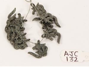 AJC0132 Antique Style Charm