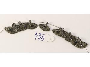 AJC0139 Antique Style Charm